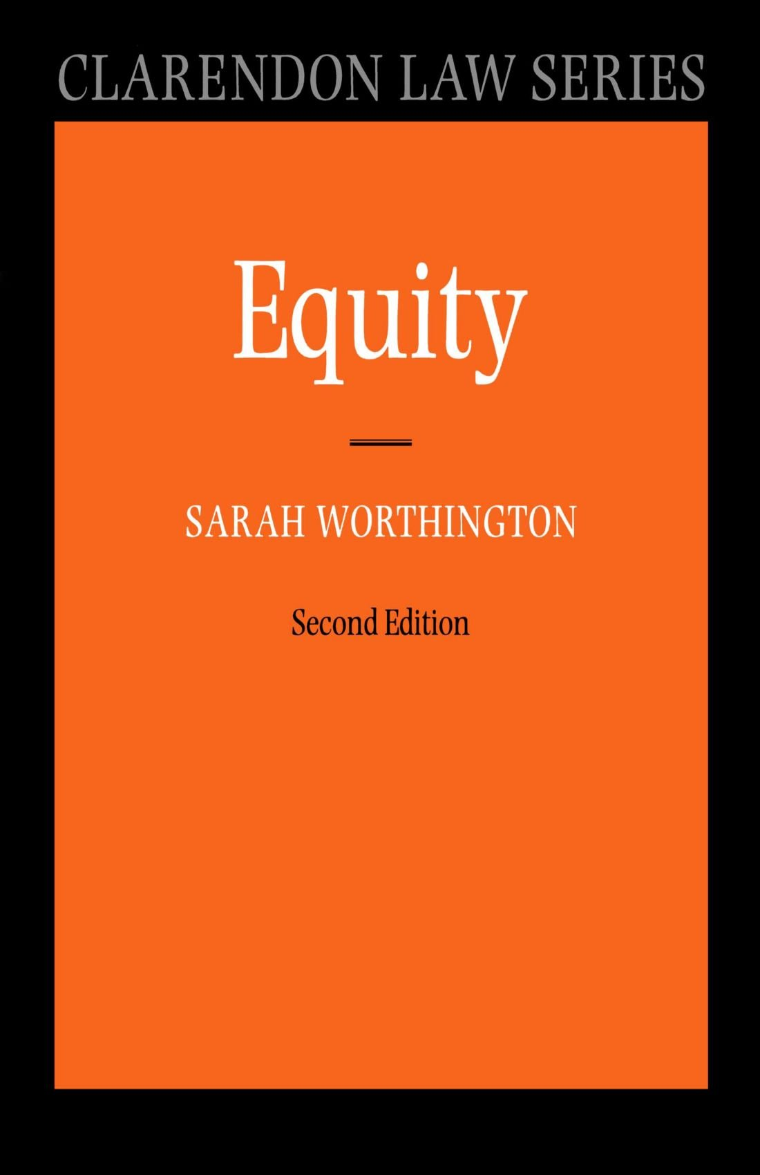 Equity (Clarendon Law Series) by imusti