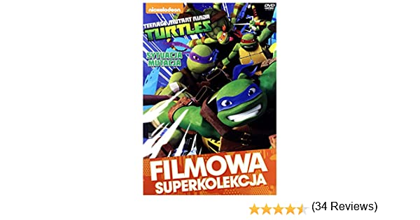 Teenage Mutant Ninja Turtles DVD Region 2 IMPORT No hay ...
