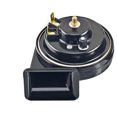 Wolo (310-2T) Loud One Horn - 12 Volt, Low Tone: Automotive