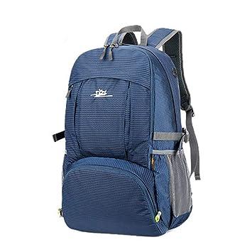 Accesorios para mochilas 40L Impermeable Mochila Packable, Viajes Senderismo Camping al Aire Libre Mochila Daypack