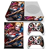 GoldenDeal Xbox One S Console, Controller and Kinect Skin Set - SuperHero - XboxOne Vinyl