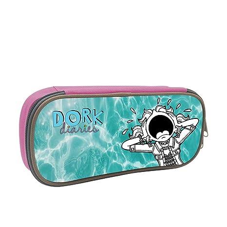 Amazon.com: Dork-Diaries - Estuche organizador de escritorio ...