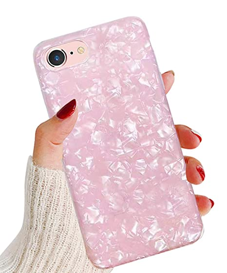 iphone 8 case shockproof pink