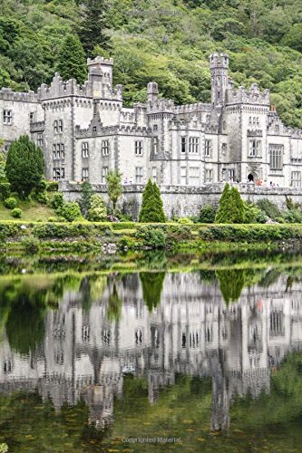 Kylemore Abbey Connemara Ireland Journal: 150 Page Lined Notebook/Diary ()
