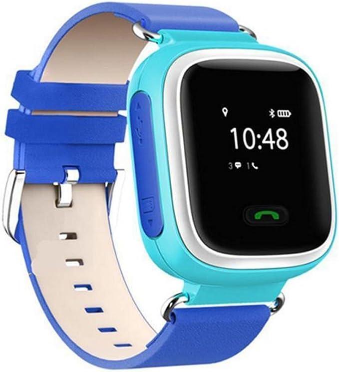 Smartwatch Para Niños Q60, con Localizador, Compatible con Gps y ...