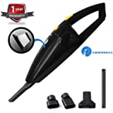 TIREWELL TW-9001 Multi-Function Car Vacuum Cleaner Wet & Dry Portable Handheld Car Vacuum Cleaning with HEPA Filter (150W)