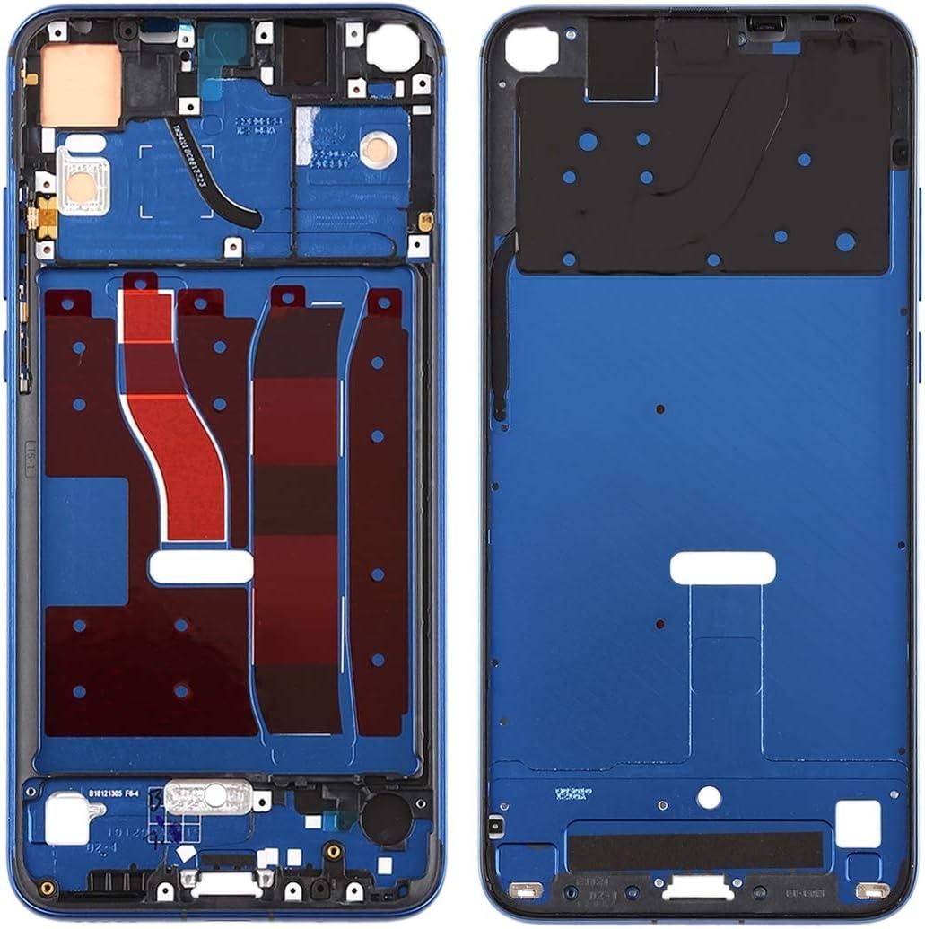 ZHANGQIAO-EU Carcasa Frontal Marco de Bisel LCD con Cara Samara for Huawei Honor V20 (Honor View 20) Reemplazo de Partes de teléfonos móviles Aplicable a Huawei (Color : Azul): Amazon.es: Electrónica