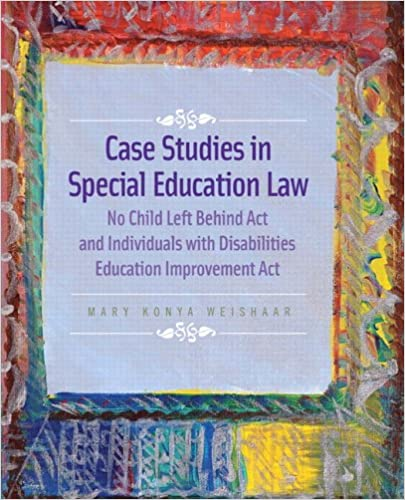 case studies in special education law answers Get the International Student Newsletter!