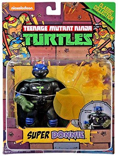 Amazon.com: Playmates Teenage Mutant Ninja Turtles Classic ...