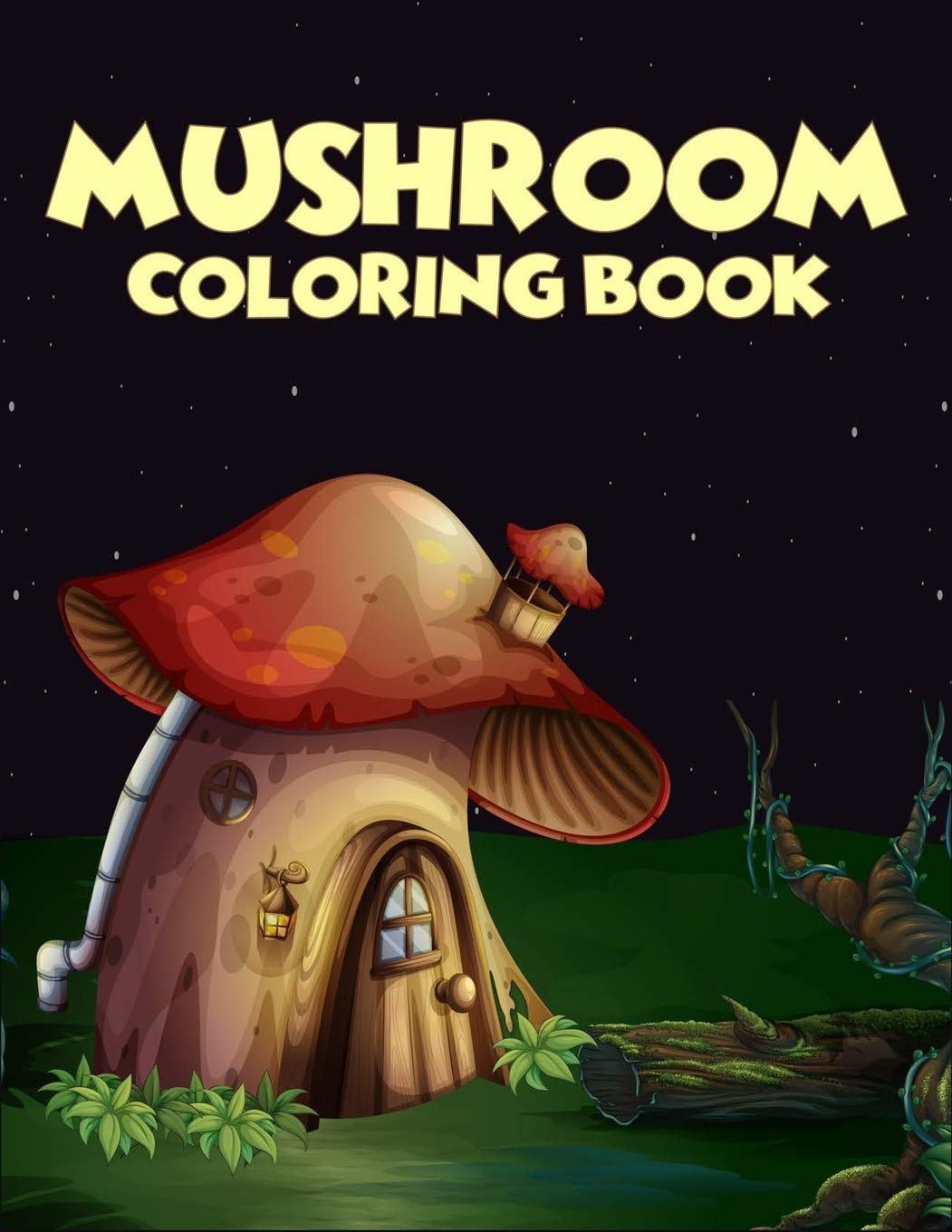 Mushroom Coloring Pages – coloring.rocks! | 1360x1051