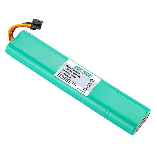 Energup 12V 4000mAh Ni-MH Batería para Neato Botvac 70e 75 80 85 ...