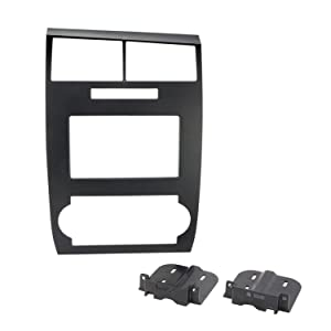 SCOSCHE CR1295DDB 2005-07 Dodge Magnum/Charger Double DIN Installation Kit