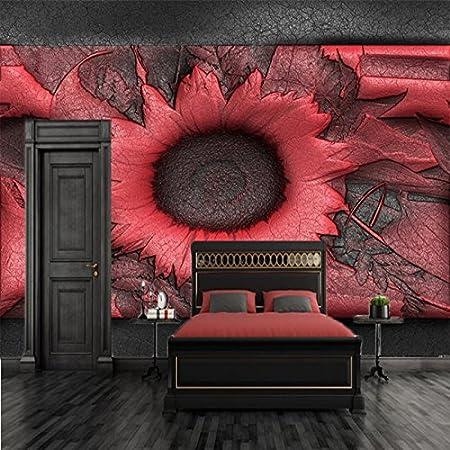 Yshasag Peinture Murale En Soie 3d Fonds D écran Mural