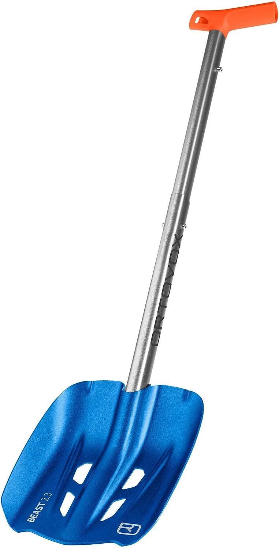 Ortovox Shovel Beast Shovel Camping and Hiking Unisex Adult, Safety Blue, One Size