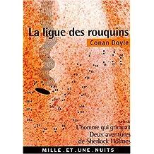 LIGUE DES ROUQUINS - HOMME QUI GRIMPAIT (L')