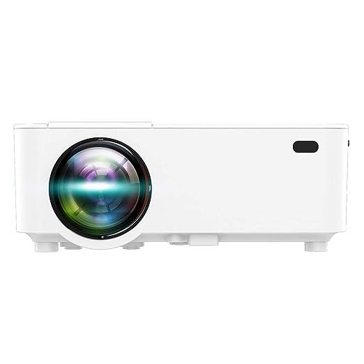 Qucking Light Proyector de Bolsillo, Pico Projectors T2 Home ...