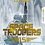 Eiskalt (Space Troopers 15) | P. E. Jones