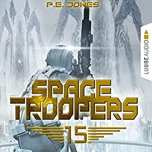 Eiskalt (Space Troopers 15) Hörbuch