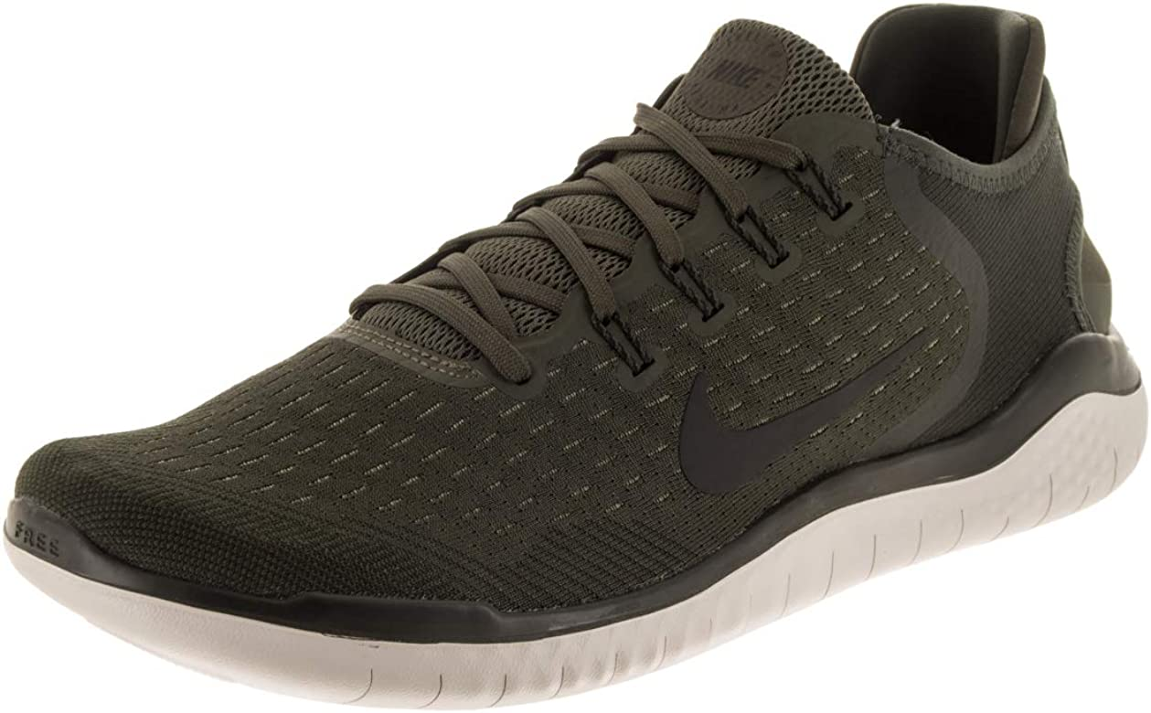 Nike Free Rn 2018 Mens 942836-300 Size 7.5: Amazon.es: Zapatos y complementos