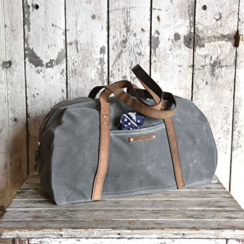 The Journey Bag by Peg and Awl