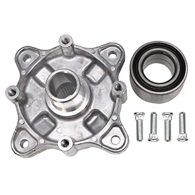 KIPA Rear Wheel Hub Service kit for Polaris RZR800 S 800 RZR 4 800 2008-2014 Repalce OE Part Number 5135113 3514635 7518378 with Wheel Hub Studs Durable: Automotive