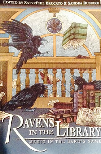 Ravens in the Library - Magic in the Bard's Name