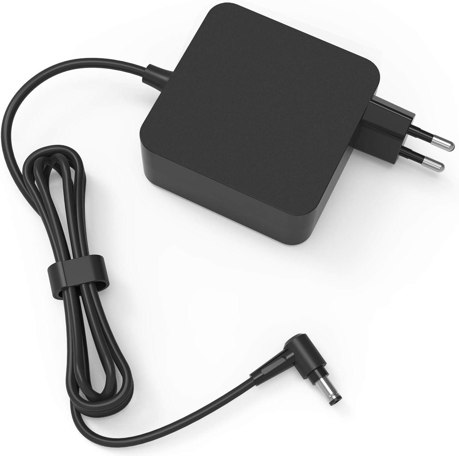 65W cargador de cable de adaptador de fuente de alimentación del portátil para Asus F555 F555L F555LA F555UA F555U F554 F554L F554LA F551CA F551C F551 K551LN K551L K551 K550 K550CA K550C K550LA K550L