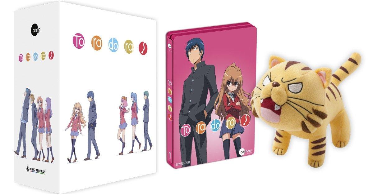 Liebe Und Comedy Im Tsundere Style Seit 2013 Erscheint Bereits Der Manga Bei Egmont Ehapa Nun Bringt Uns AniMoon Auch Den Anime Nach Deutschland