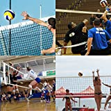 NKTM Outdoor Sports Classic Volleyball Net for