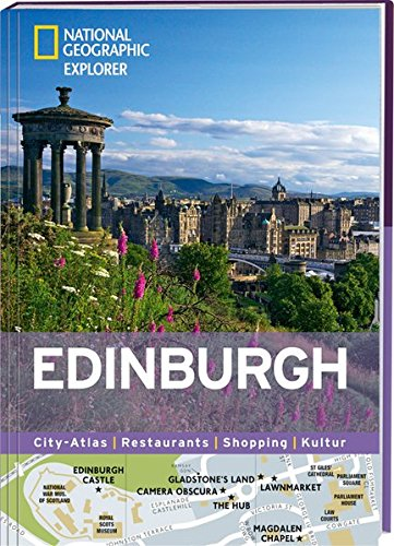 NATIONAL GEOGRAPHIC Explorer Edinburgh
