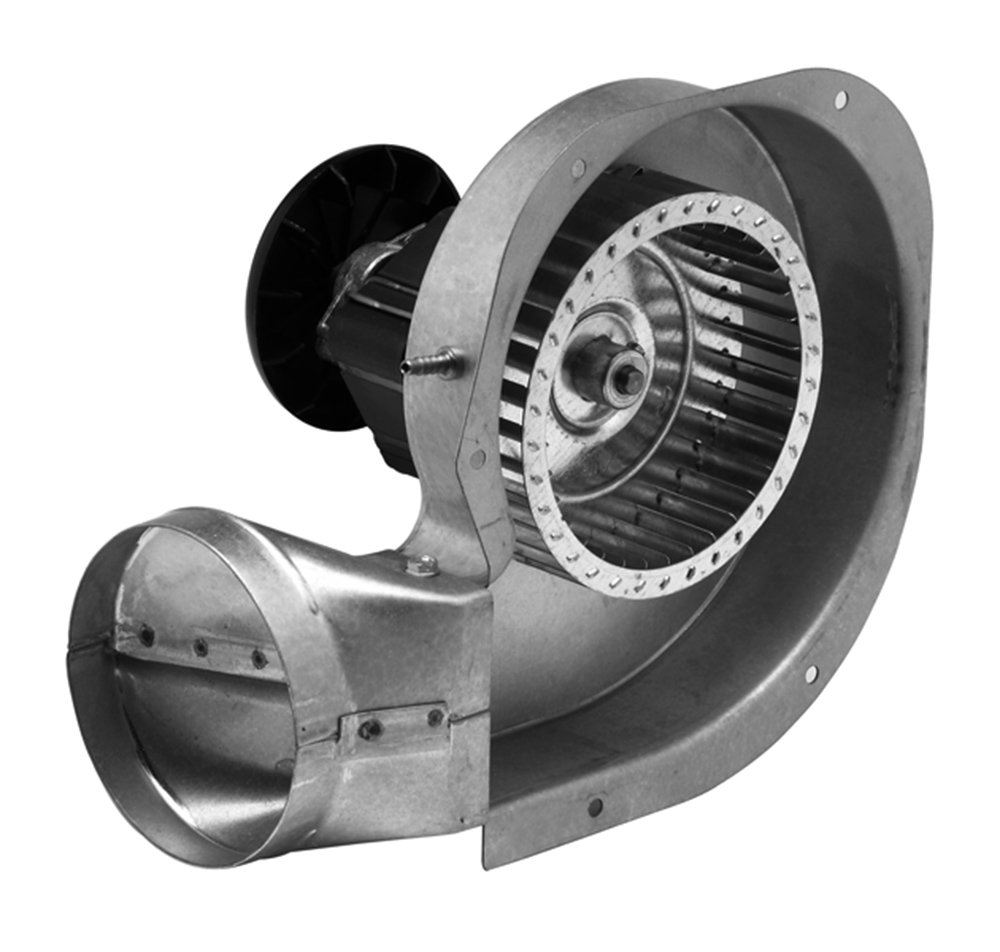 Fasco A126 Shaded Pole OEM Replacement Specific Purpose Blower with Ball Bearing, 1/45HP, 3,000 rpm, 115V, 60 Hz, 1.8 amps