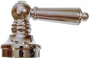 Danco Faucet Lever Handle, Chrome, 46012