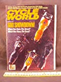 1988 88 March CYCLE WORLD Magazine (Features: Road Test on BMW R100 RT & Yamaha YZ125, + 600cc Cmoparison Test on Hellraisers, Middleweights On Fire)