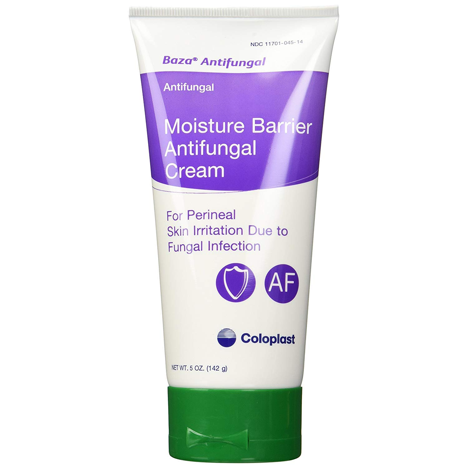 Coloplast Baza Moisture Barrier Antifungal Cream - 5 oz, Pack of 5 by Coloplast