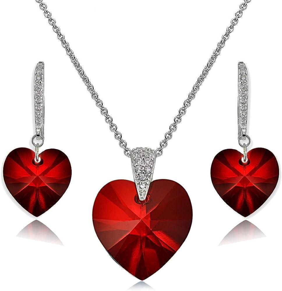 Sterling Silver Heart...