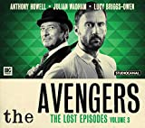 img - for The Avengers - The Lost Episodes: Volume 3 book / textbook / text book