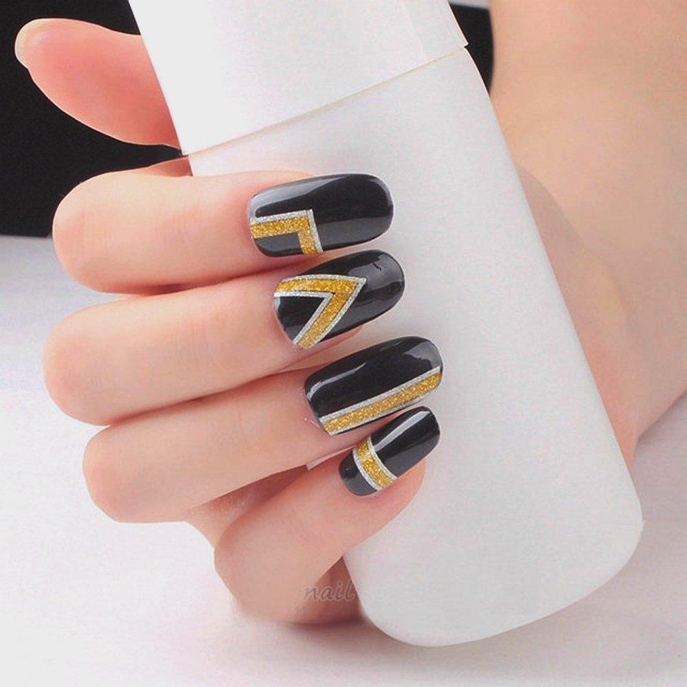 New8Beauty Nail Polish Strips 8-Pack - Nail Striping Tape for Nail ...
