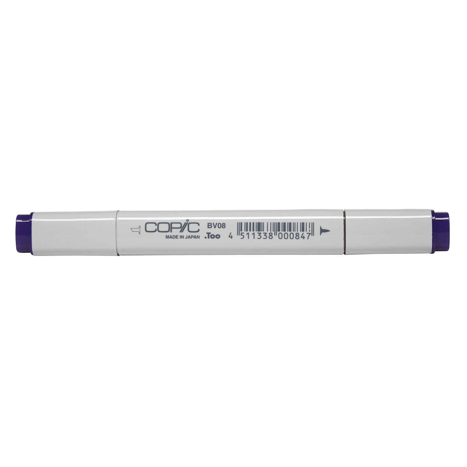 Copic Marker with Replaceable Nib, BV08-Copic, Blue Violet