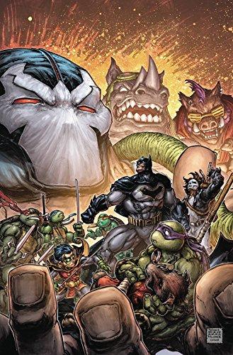 BATMAN TEENAGE MUTANT NINJA TURTLES II #3 (OF 6) Release Date 1/17/18