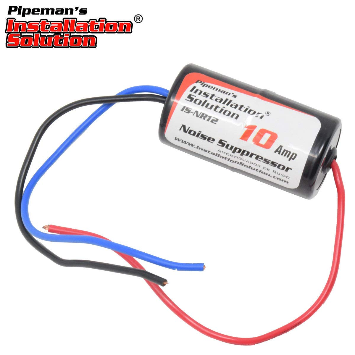 Pipemans Installation Solution 10 Amp Inline Power Noise Suppressor Filter Eliminator Isolator Universal