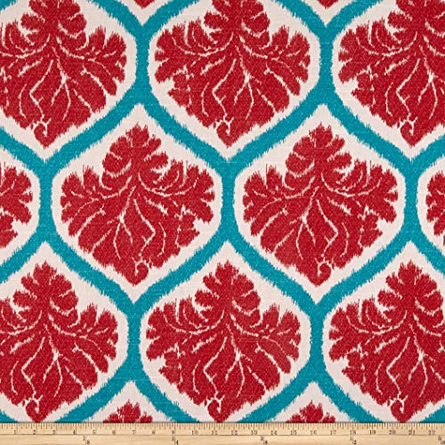 Duralee 72078 203 Poppy Red Fabric by The Yard