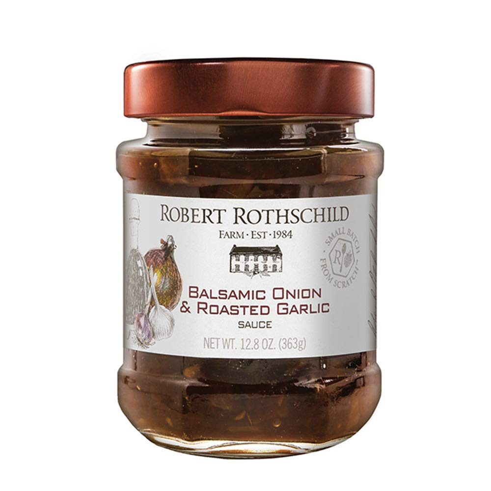 Robert Rothschild Balsamic Onion and Roasted Garlic Spread (12.8 oz) by Robert Rothschild Farm