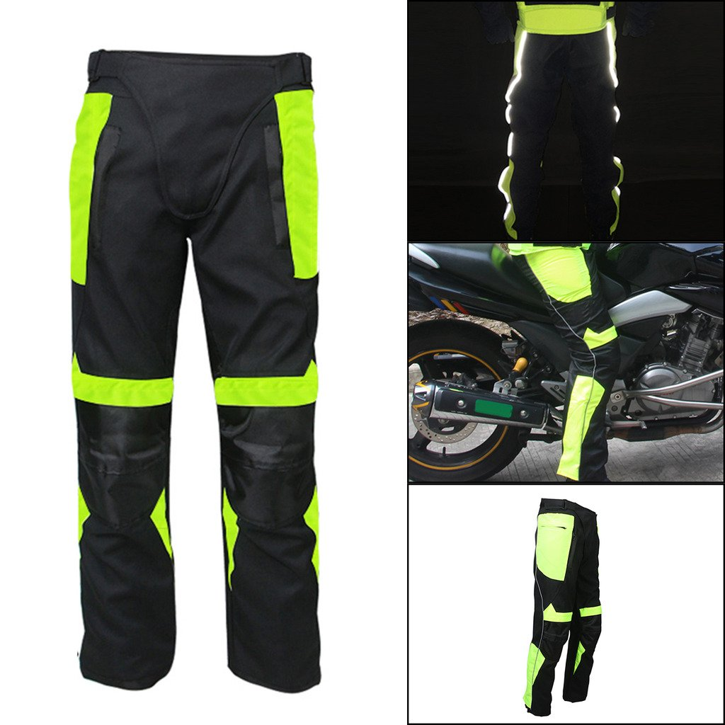 Jade Men's Sports Off-Road Motorcycle Cycling Racing Pants Trousers by Jade Onlines (Image #8)