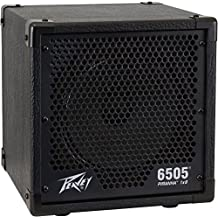 Peavey 6505 Piranha 1X8 Guitar Amplifier Cabinet Black