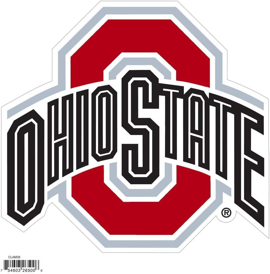 "Siskiyou NCAA 8"" Logo Magnet"