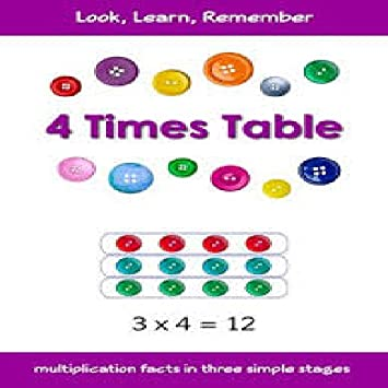 Amazon Com Write Four Times Table Cs Appstore For Android
