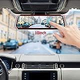 MKChung 3G 1080p Car DVR Camera 9.35 inch Android