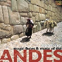 Andes Magic Flutes And Music