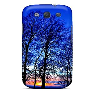 Forever Collectibles Perfect Sky Trees At Sunset Hard Snap-on Galaxy S3 Case