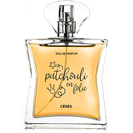 Pachuli en folie – Agua de perfume, 100 ml